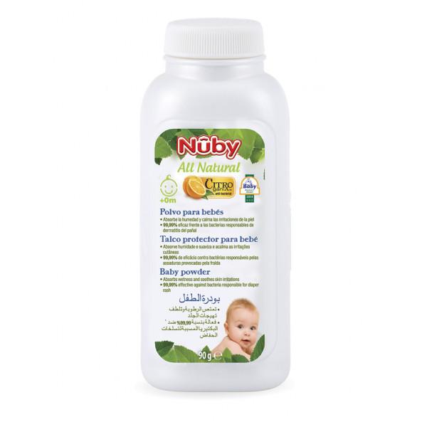 Citroganix polvo para bebés 90g