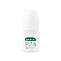 Lactosep Desodorante Roll-On Aloe Vera 75ml
