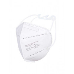 Gangrong Mascarilla FFP2, blanca (caja 50uds)