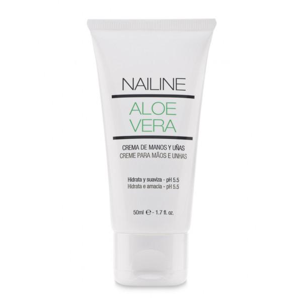 Nailine Crema Manos Uñas Aloe Vera