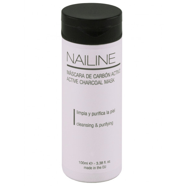 Nailine Máscara de Carbón Activo 100ml