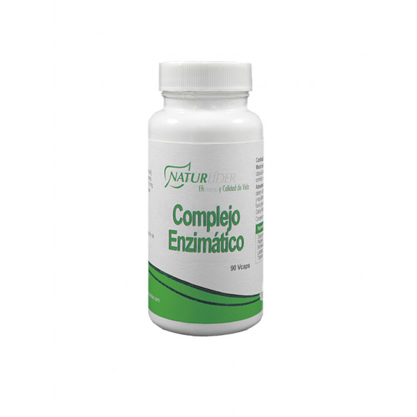 Naturlíder Complejo Enzimático 90 cápsulas