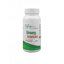 Naturlíder Ginseng Americano Estandarizado 60 cápsulas