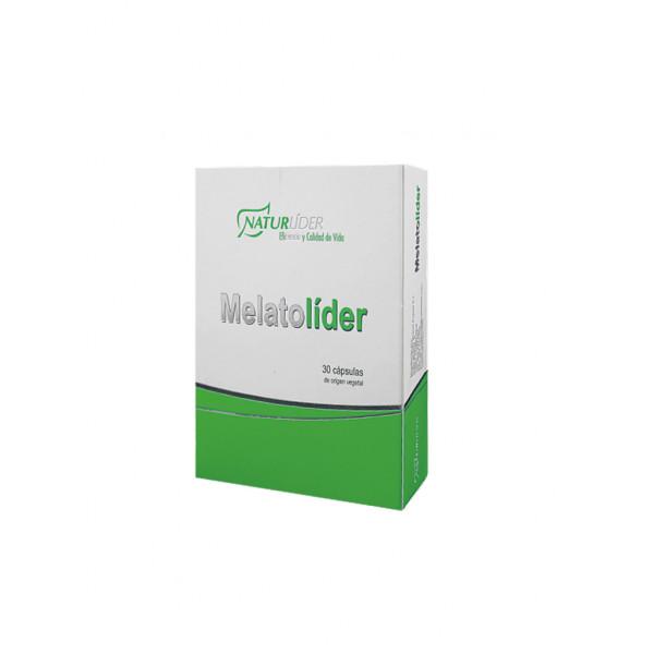 Naturlíder Melatolíder 1mg 30 cápsulas