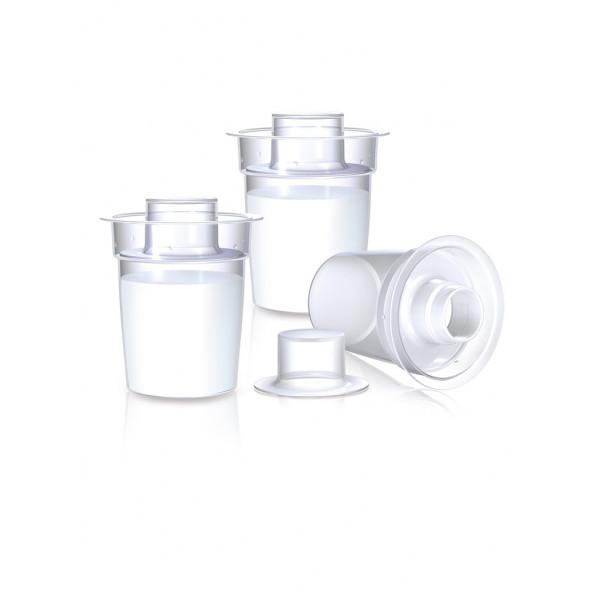 Nûby Dosificadores de leche fórmula (Pack 3uns)
