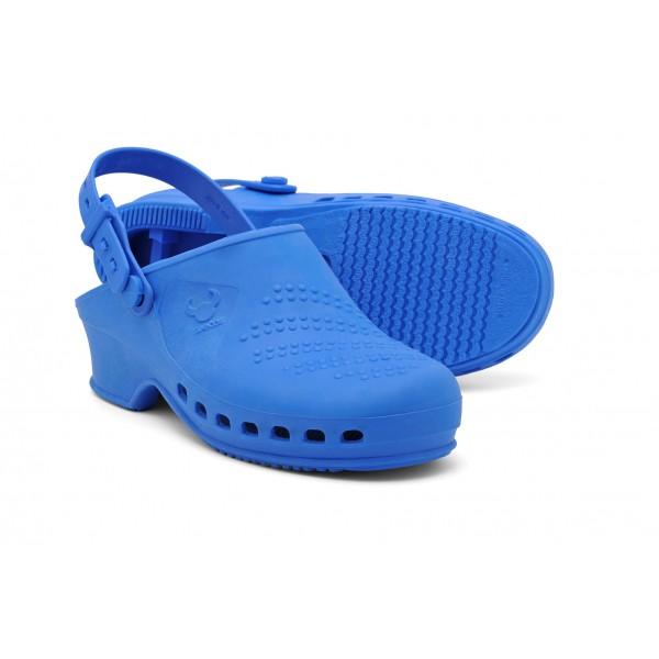 Suecos Zuecos Sanitarios Balder Azul