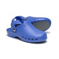 Suecos Zuecos Sanitarios Oden Azul