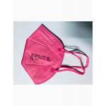 Color Mascarilla FFP2 Ruida: Rosa