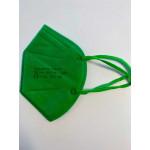 Color Mascarilla FFP2 Ruida: Verde