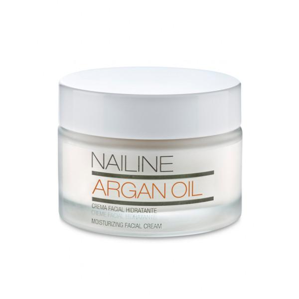 Nailine Crema Facial Aceite de Argán 50ml